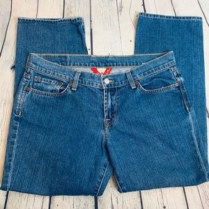 Lucky Brand | Cropped Jeans Sweet n Low Sz 8/29